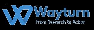 Horizontal wayturn logo